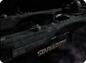Tulip - The ship from Starhunter
